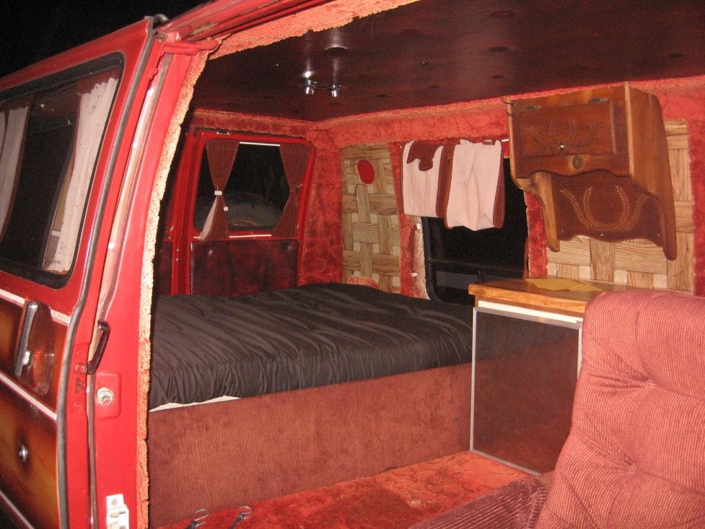 Chevy Custom Van Interiors Quotes