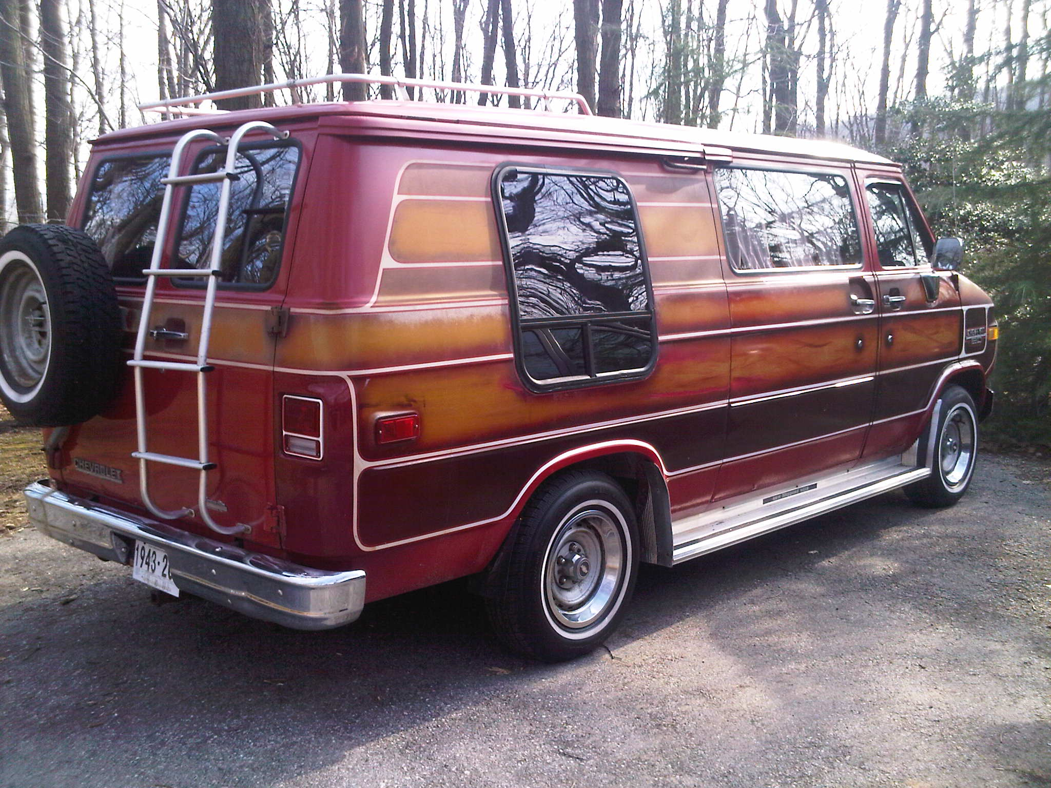 New van - 1983 Chevy G20 - Vannin\' Community and Forums
