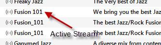 Active Stream